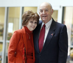 Les and Irene Dubé